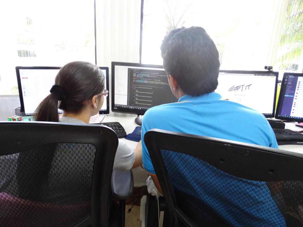 Pair programming 2048x